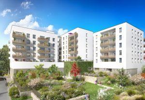 Programme immobilier, INOUI Lyon 9