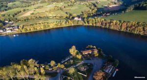 Le lac des sapins
