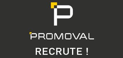 promoval recrute
